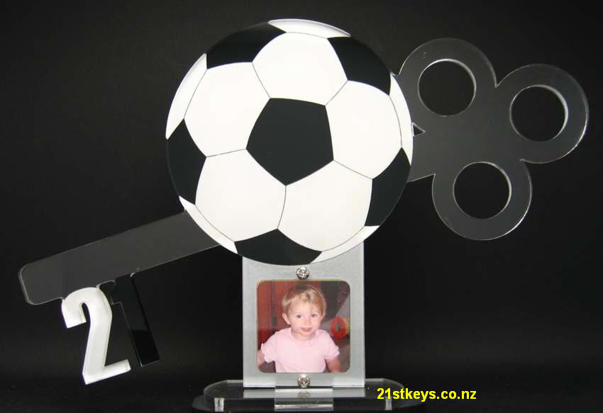 Picture Soccer 21 Key